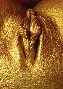 Золотые детали