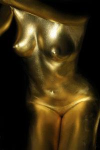 Разное золото